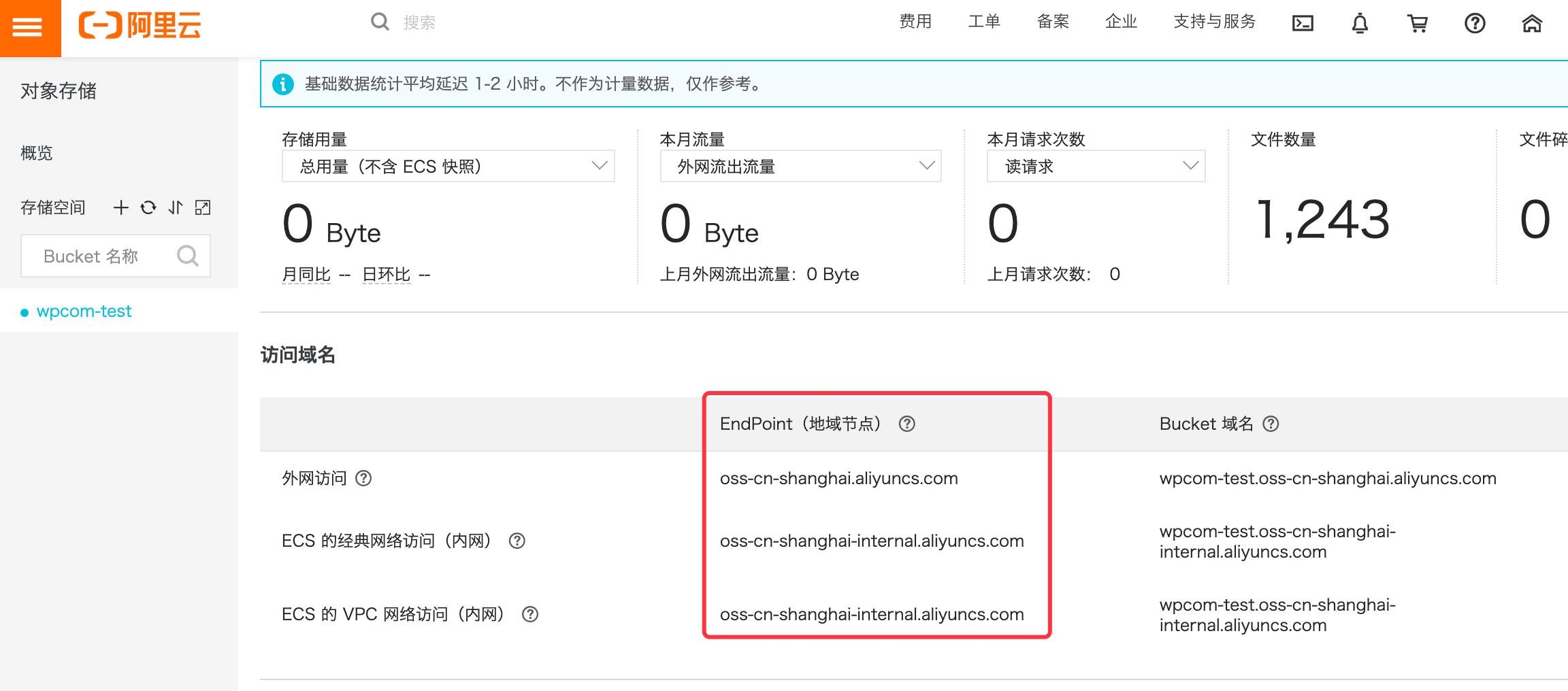 WordPress阿里云OSS对象云储存配置教程-橘子皮