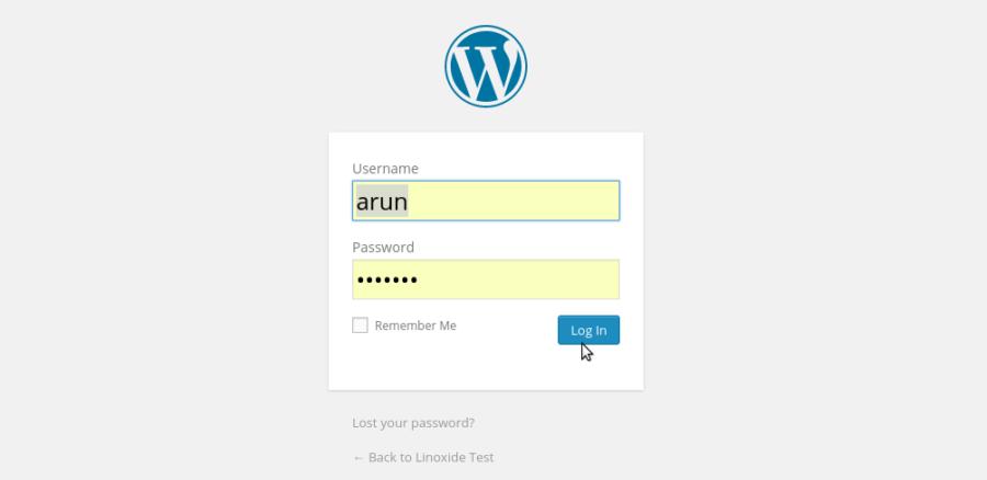 完全美化WordPress后台登陆页面指南-橘子皮